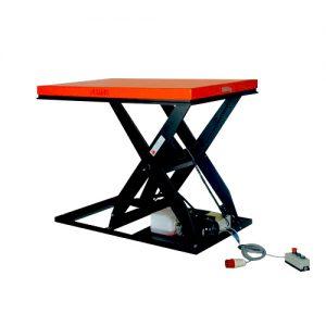 Подъемные столы для склада купить недорого в Екатеринбурге