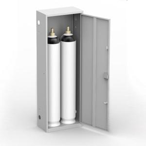Шкафы для газовых баллонов купить в Екатеринбурге