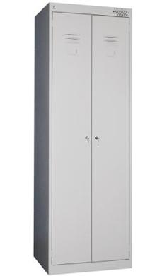 Металлический шкаф для одежды ШРК-22-600 купить недорого