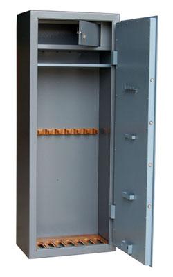 Шкафы на 8 стволов купить недорого в Екатеринбурге