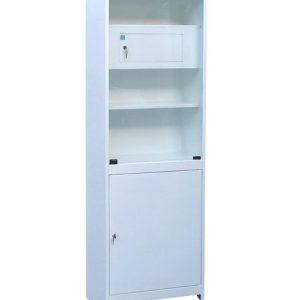 Медицинский шкаф ШМС-1-Т купить недорого в Екатеринбурге