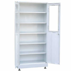 Медицинский шкаф для инструментов и медикаментов купить недорого в Екатеринбурге