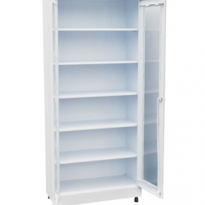 Медицинский шкаф для инструментов и медикаментов ШД-03 купить недорого в Екатеринбурге