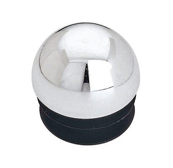 Заглушка хромированная сферическая для труб Joker JOK-041 купить недорого с доставкой
