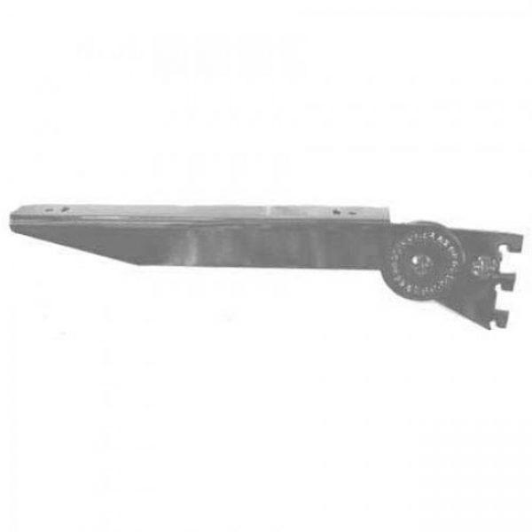 Кронштейн для полки с регулируемым углом наклона правый/левый Wall 212 BL-M 155 купить недорого с доставкой