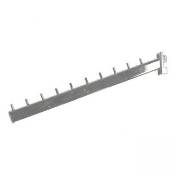 Кронштейн наклонный для вертикальной стойки Wall 452 C24 купить недорого с доставкой