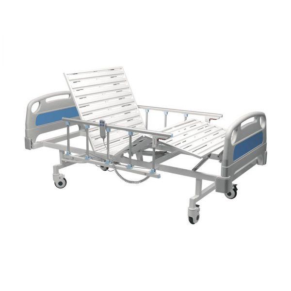 Кровать медицинская КМ-07 (электропривод) купить недорого с доставкой