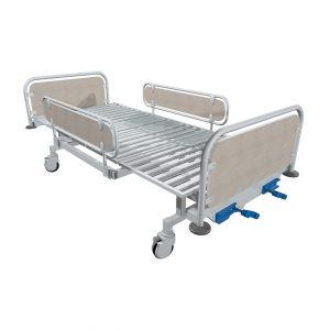 Кровать медицинская КМ-17 (электропривод) купить недорого с доставкой