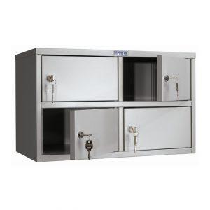 Индивидуальный шкаф кассира ПРАКТИК AMB-30/4 купить недорого с доставкой