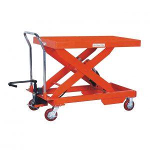 Стол подъемный передвижной 2000 кг 380-1000 мм TOR PTD2000 купить недорого с доставкой