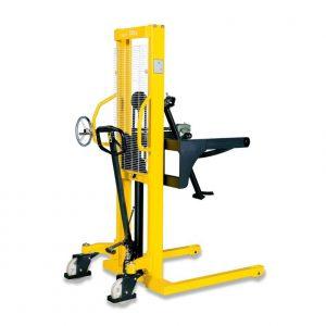 Штабелер-бочкокантователь гидравлический 0,5 т 1,4 м TOR WDS500-1600 купить недорого с доставкой
