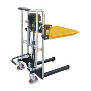 Штабелер гидравлический 0,4 т 1,3 м TOR PJ4130 облегченный купить недорого с доставкой