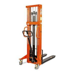 Штабелер гидравлический 1,0 т 2,5 м TOR SDJ1025 купить недорого с доставкой