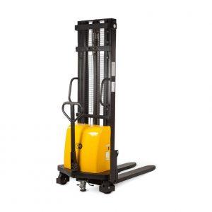 Штабелер гидравлический с электроподъемом 1,0 т 3,0 м TOR DYC1030 купить недорого с доставкой