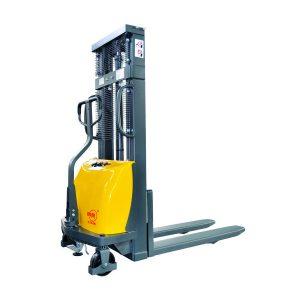 Штабелер гидравлический с электроподъемом 1,0 т 3,0 м XILIN CDD10B-III купить недорого с доставкой