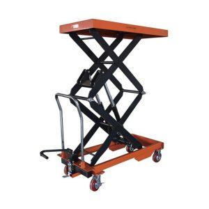 Стол подъемный передвижной 1000 кг 500-1700 мм TOR PTS1000 купить недорого с доставкой