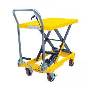 Стол подъемный передвижной 800 кг 380-1500 мм TOR SPS800 купить недорого с доставкой