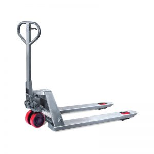 Тележка гидравлическая 2000 кг 1150 мм TOR BX нержавеющая сталь (полиуретановые колеса) купить недорого с доставкой