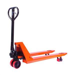 Тележка гидравлическая 2000 кг 1150 мм TOR JC (полиуретановые колеса) купить недорого с доставкой