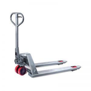 Тележка гидравлическая 2500 кг 1150 мм TOR BX нержавеющая сталь (нейлоновые колеса) купить недорого с доставкой