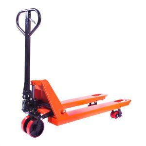 Тележка гидравлическая 2500 кг 1150 мм TOR DF (полиуретановые колеса) купить недорого с доставкой